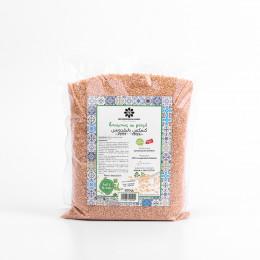 Couscous au Persil
