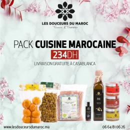 Pack cuisine marocaine