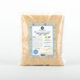 Dchicha au blé dur complet