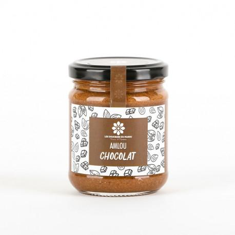Amlou light chocolat noir