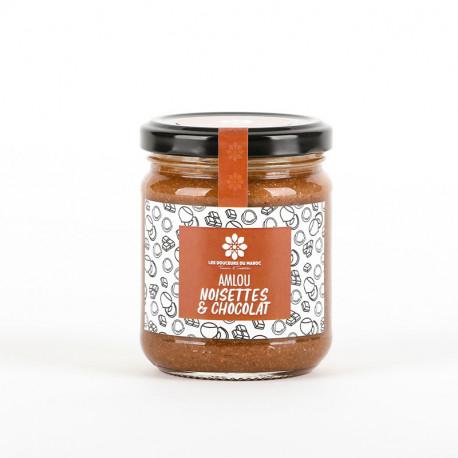 Amlou Noisettes & Chocolat
